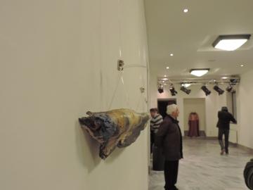 vernisáž výstavy Pseudomalba (2)